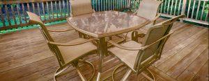 Deck Builder Wood Flooring