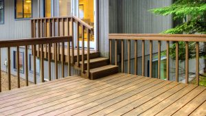 Deck Patio Wood Flooring