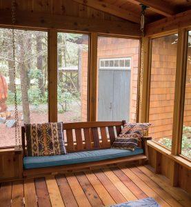 Porch Screen Wood Frame