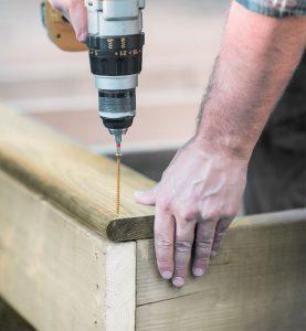 Wood Drilling