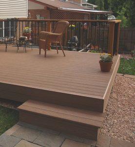 Patio Wood Flooring